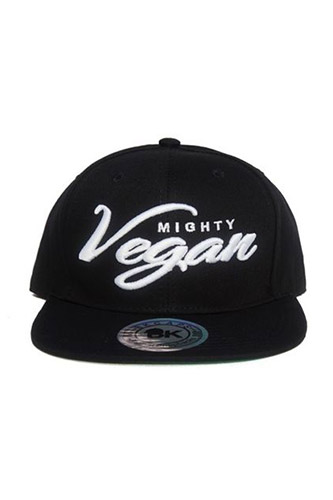 Mighty Vegan Hats
