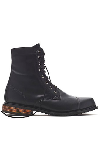 Vegan Men's Boots - Sinclair Fit by NICORA