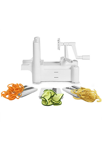 Spiralizer Tri-Blade Vegetable Slicer