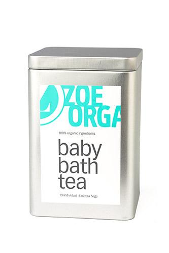 Vegan Baby Bath Tea