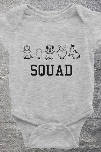 Farm Squad Onesie