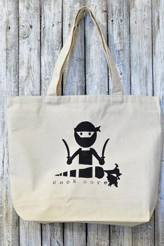 COOK MORE, Vegan Bag