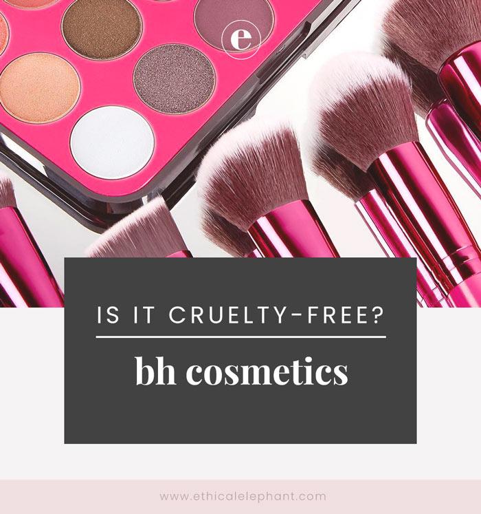 Is Bh Cosmetics Cruelty Free Bh Cosmetics Vegan Product