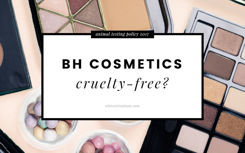 is bh cosmetics cruelty free or do they test on animals. Black Bedroom Furniture Sets. Home Design Ideas