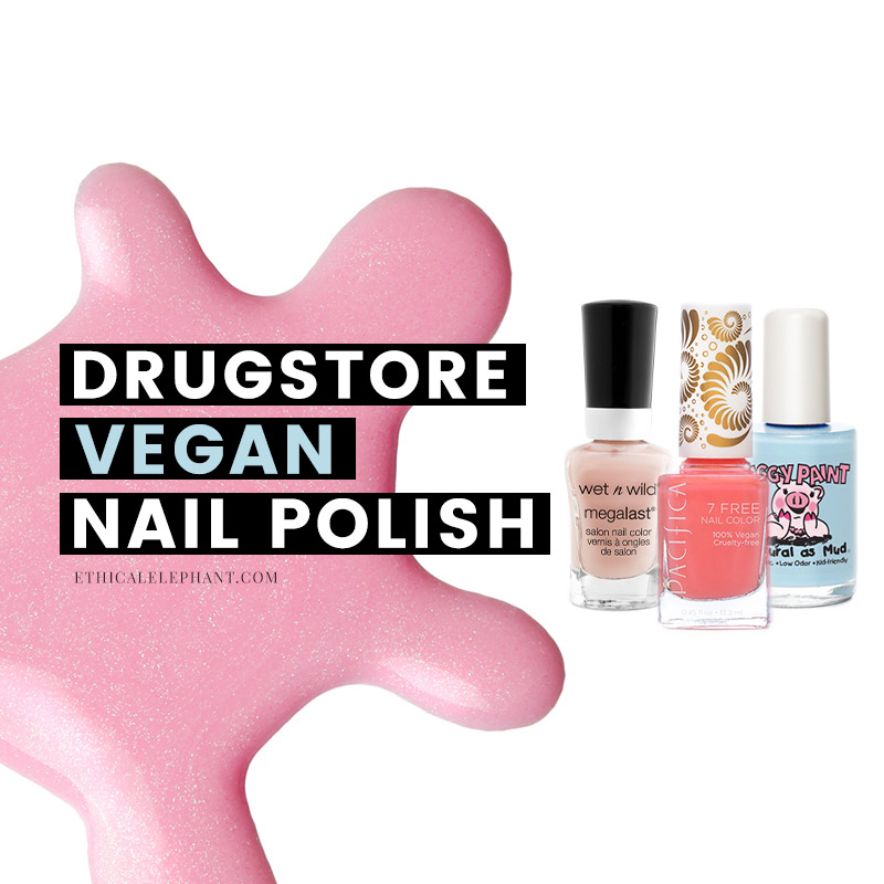 Vegan Drugstore Nail Polish Brands