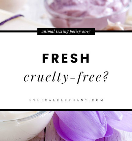 Does Fresh Test On Animals?