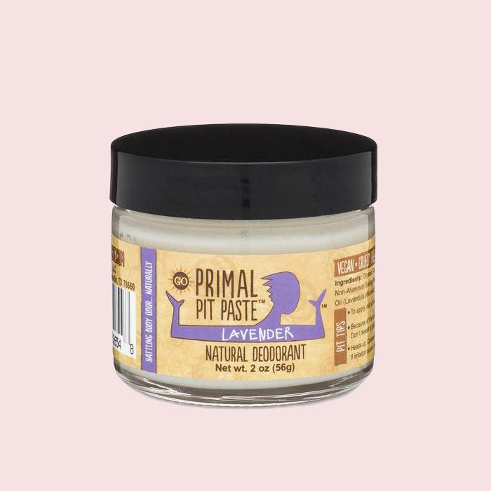 Primal Pit Paste - Vegan Deodorant