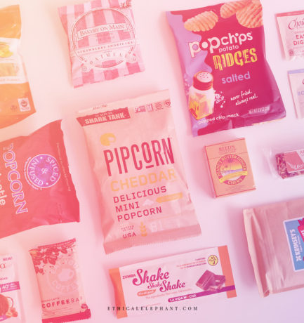 Vegan Snacks Galore with Vegan Cuts Snack Box!