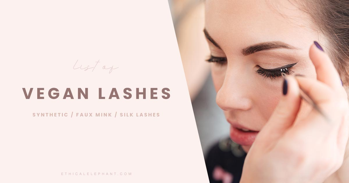 6ba8b397caa List of Cruelty-Free & Vegan Lashes from Drugstore to Luxe Eyelashes!