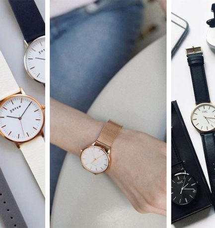 Watch Out for These Stylish Cruelty-Free & Vegan Watches