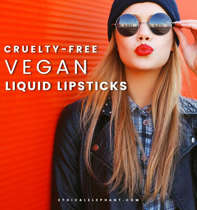 Cruelty-free Vegan Liquid Lipsticks