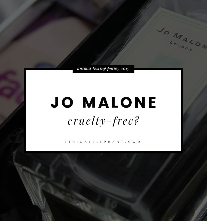 Is Jo Malone Cruelty-Free?
