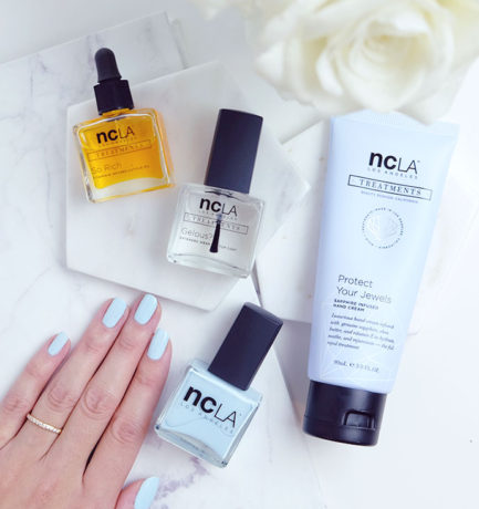 My Current Cruelty-Free and Vegan Nail Care Routine