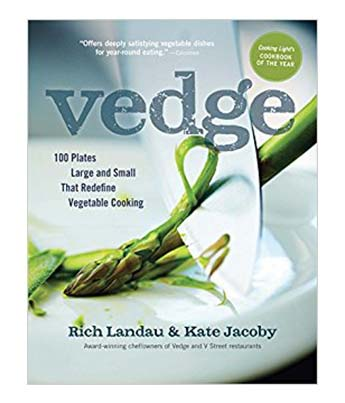 Vedge Vegan Cookbook
