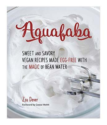 Aquafaba Vegan Cookbook