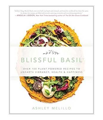 Blissful Basil Vegan Cookbook