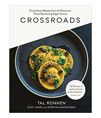 Crossroads Vegan Cookbook