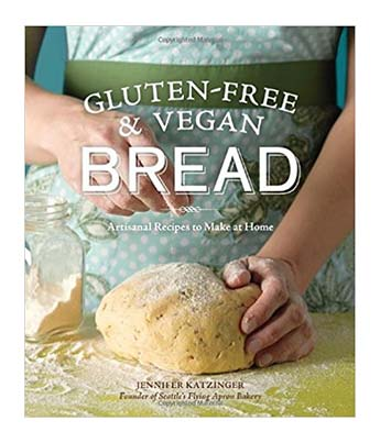 Gluten-Free & Vegan Bread Cookbook
