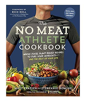 No Meat Athlete Vegan Cookbook