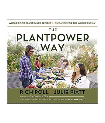 The Plantpower Way Vegan Cookbook