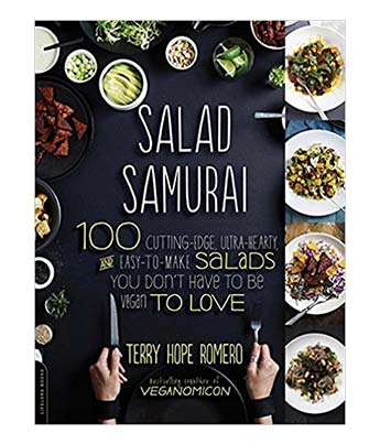 Salad Samurai Vegan Cookbook