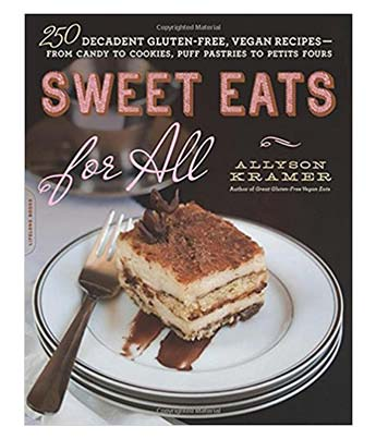 Sweet Eats for All Vegan Cookbook