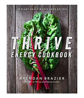 Thrive Energy Vegan Cookbook