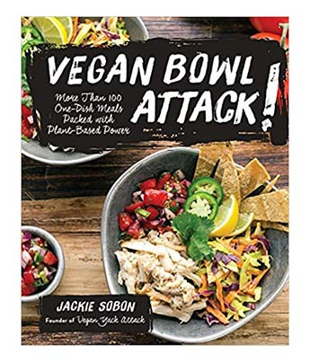 Vegan Bowl Attack Vegan Cookbook