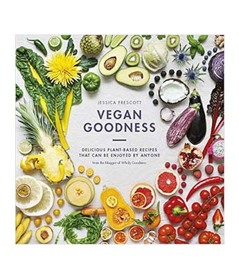Vegan Goodness Cookbook