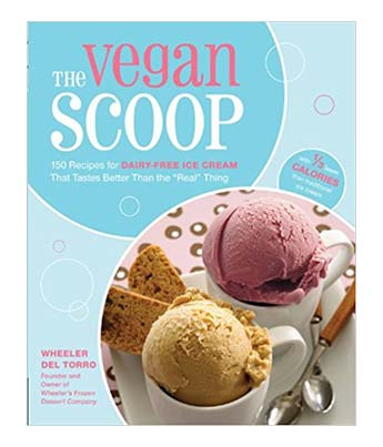 The Vegan Scoop Cookbook