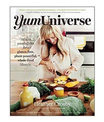 Yum Universe Vegan Cookbook