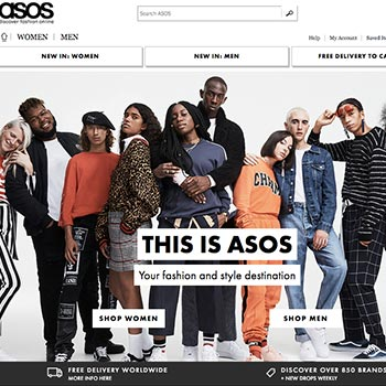 ASOS Black Friday Sale