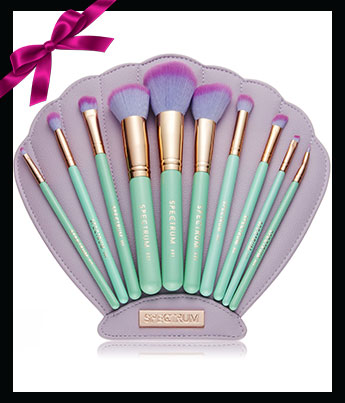 Spectrum Cosmetics Mermaid Dreams The Glam Clam