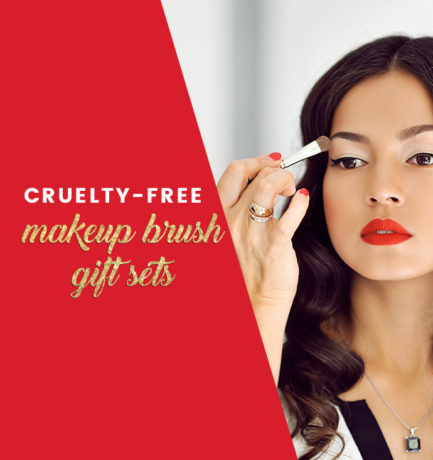 15 of the Prettiest Cruelty-free Makeup Brush Gift Sets