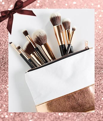 M.O.T.D. Vegan Makeup Brush Set - Ethical Gift Guide
