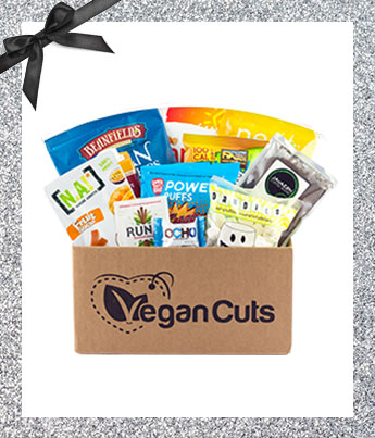 Vegan Cuts Snack Box - Ethical Gift Guide
