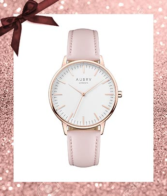 Aubry Vegan Watch - Ethical Gift Guide