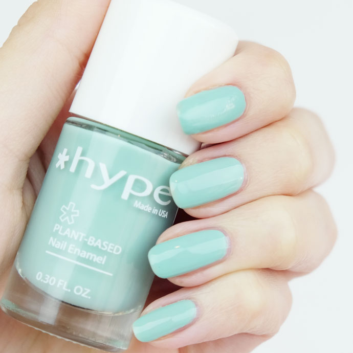 Perfect Nails with *hype 3 Step Collection | Vegan Mani Monday