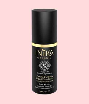 Certified Organic Liquid Foundation - INIKA
