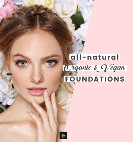 List of 12 All-Natural, Organic, Vegan Foundations