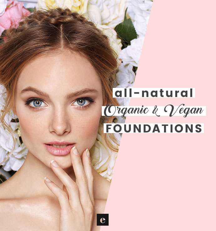 List of 12 Natural, Organic, Vegan Foundations