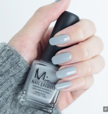 Deep Breath by Misa Cosmetics | Vegan Mani Monday
