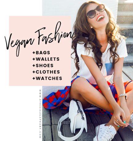 200+ Vegan Fashion, Shoes, Handbags, Apparel Brands