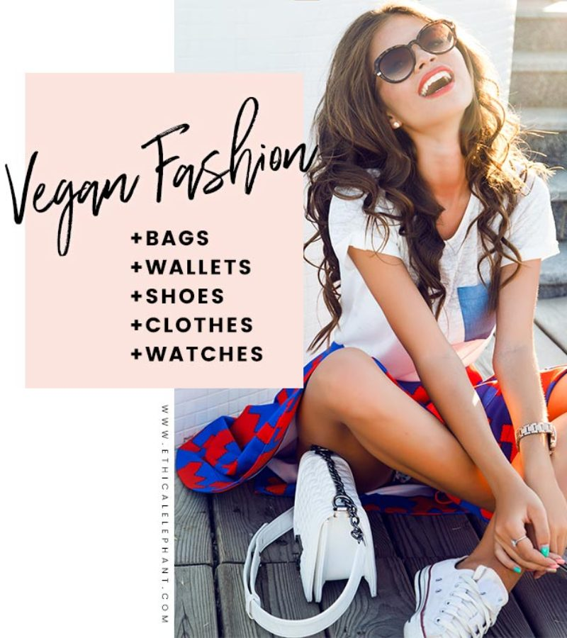 200+ Vegan Fashion, Shoes, Handbags, Apparel Brands