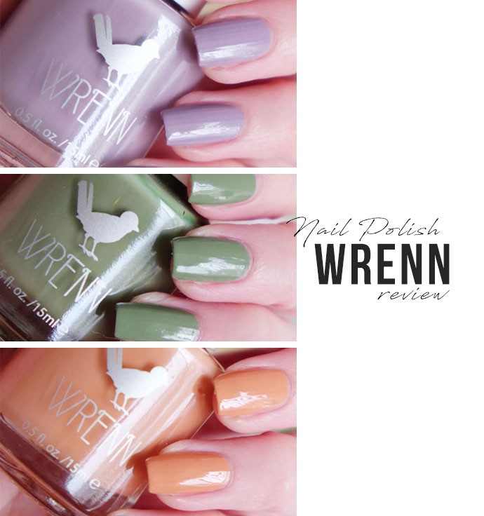 Wrenn Vegan Nail Polish & The Purrfect Accessory Review