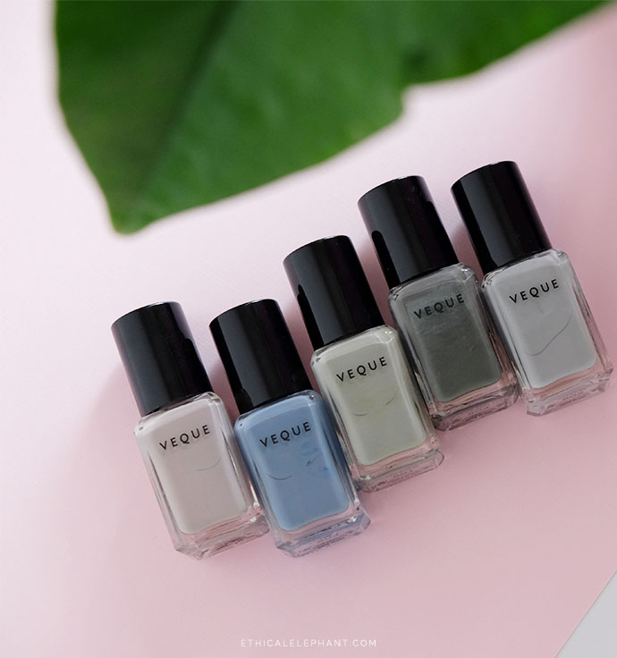 VEQUE Vegan & 9-Free Nail Polish Review