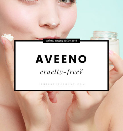 Does Aveeno Test on Animals? Animal Testing Policy (2018)