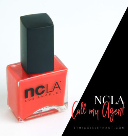 Call My Agent by NCLA | Vegan Mani Monday