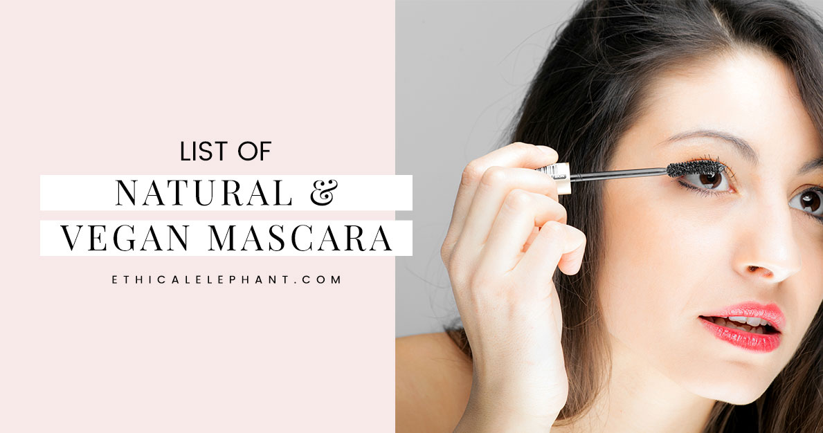bc70965af59 List of Natural, Organic, Vegan Mascara | Cruelty-Free Guide