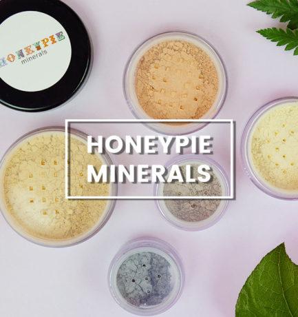 Honeypie Minerals Review – 100% Natural Mineral Makeup